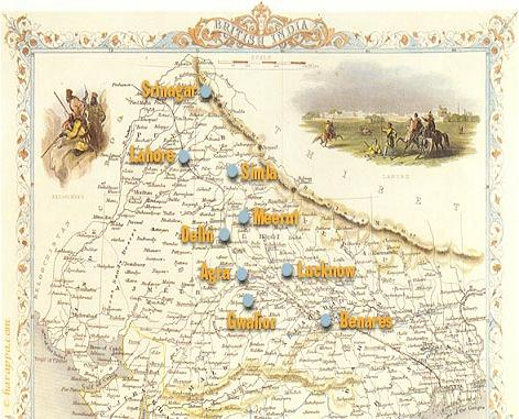 Memories of Unpartitioned INDIA..................